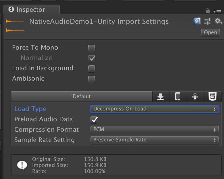 Android Native Audio Primer for Unity Developers