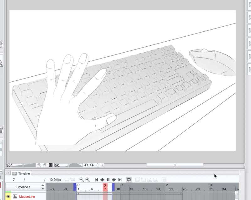 แชร์ประสบการณ์ทำ animation มือครั้งแรกวันนี้