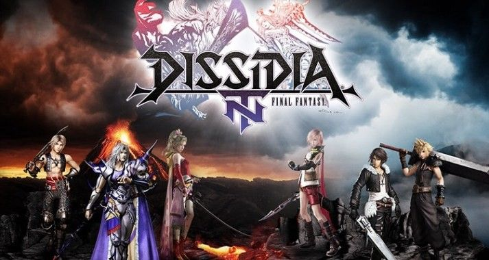 Dissidia Final Fantasy NT : Review + a game design lesson for myself