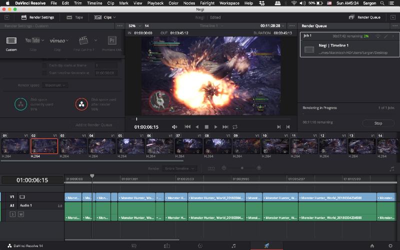 แนะนำโปรแกรม DaVinci Resolve แทน Premiere Pro ฟรีและดี ที่ดีที่สุด