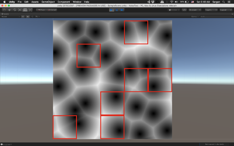 Unity Shader Vertex Noise